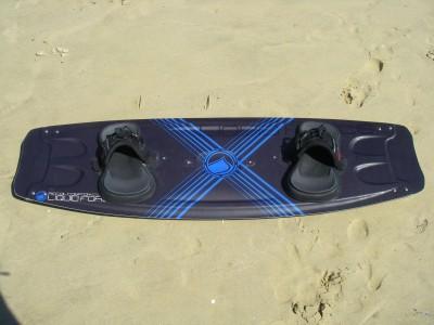 Liquid Force Kites Recoil Comp 134 x 40cm 2008 Kitesurfing Review
