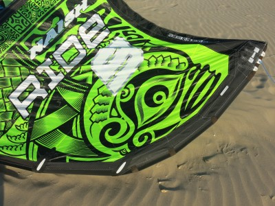 Naish Kiteboarding Ride 9m 2015 Kitesurfing Review