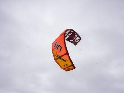 Gin Kiteboarding Cannibal 2 9m 2017 Kitesurfing Review