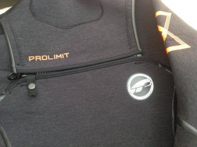Prolimit Mercury Free Zip 6/5mm 2014 Kitesurfing Review