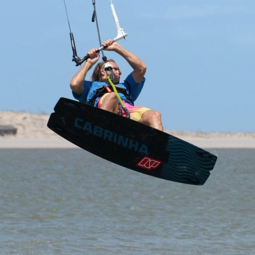 Back Loop Kite Loop from Toeside Kitesurfing Technique