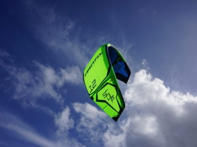 CrazyFly Sculp 12m 2018 Kitesurfing Review