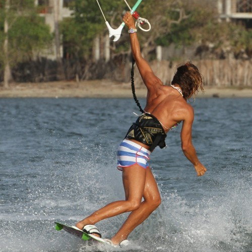 Unhooked Front to Blind Ole Kitesurfing Technique