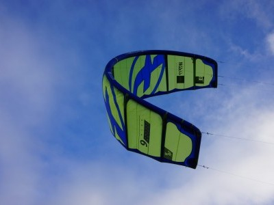 F-ONE Kiteboarding WTF!? 9m 2018 Kitesurfing Review