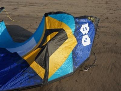 Blade Kiteboarding Trigger 8m 2015 Kitesurfing Review