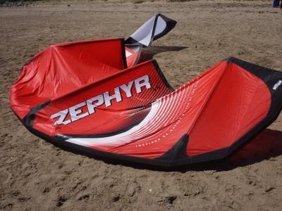 Ozone Zephyr V6 17m 2020 Kitesurfing Review