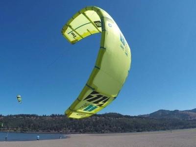 North Kiteboarding Vegas 9m 2016 Kitesurfing Review