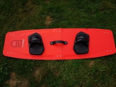 Kitelement Re Volt 143 x 43cm 2019 Kitesurfing Review