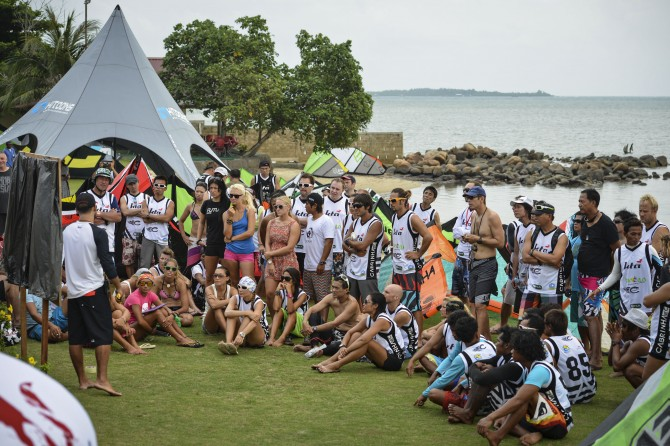 The Bintan event saw a huge turnout in both the male and female fleets!