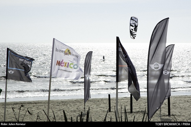 Kitesurfing News - Mini Kiteboard World Cup - Mexico