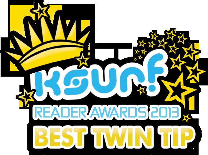 Best Kitesurfing Board (Twin-Tip) of 2013