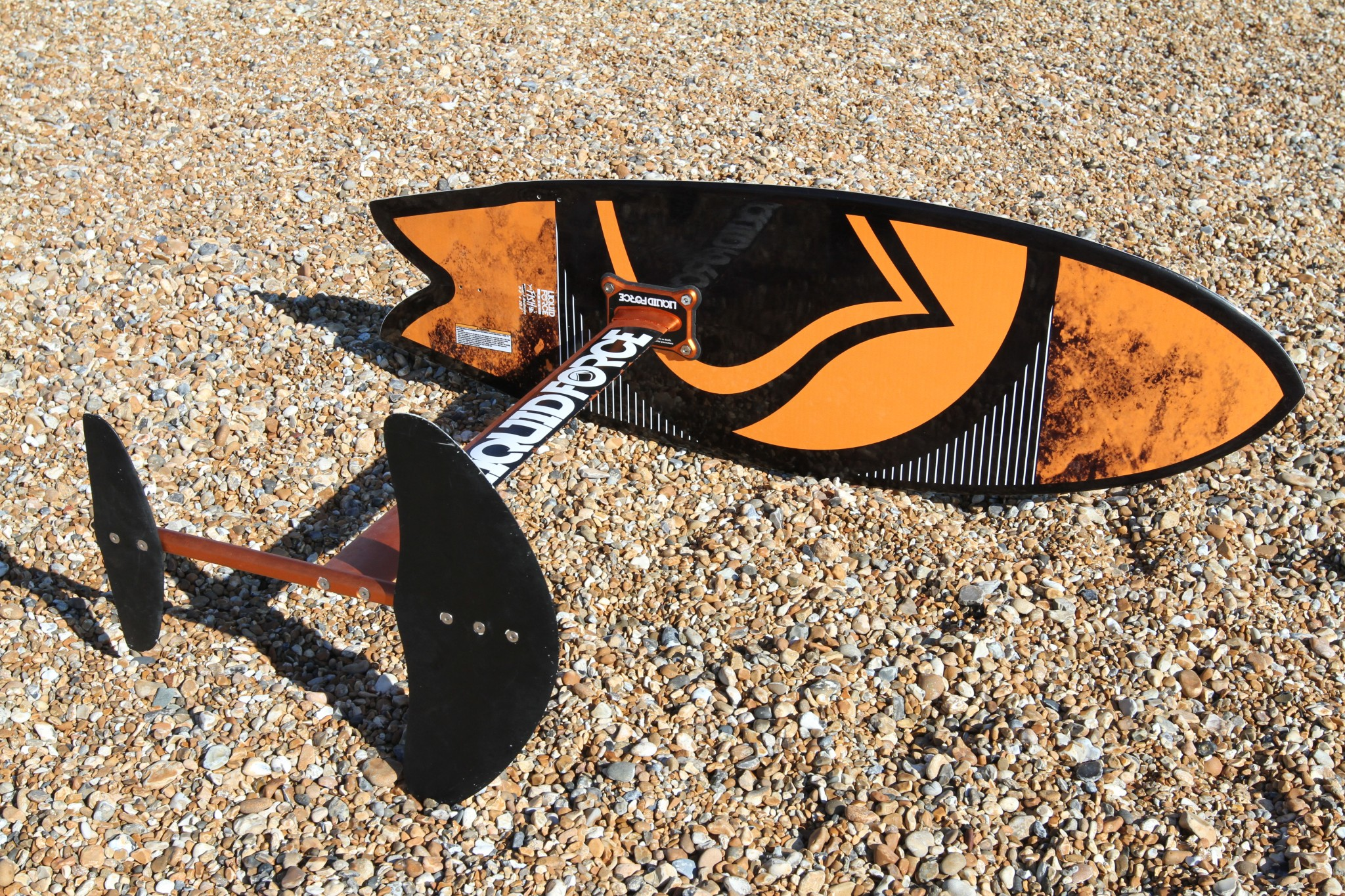 Liquid force kites foil fish 2015 reviews boards for Liquid force fish