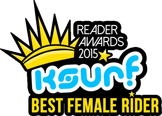Best Female Kitesurfer of 2015