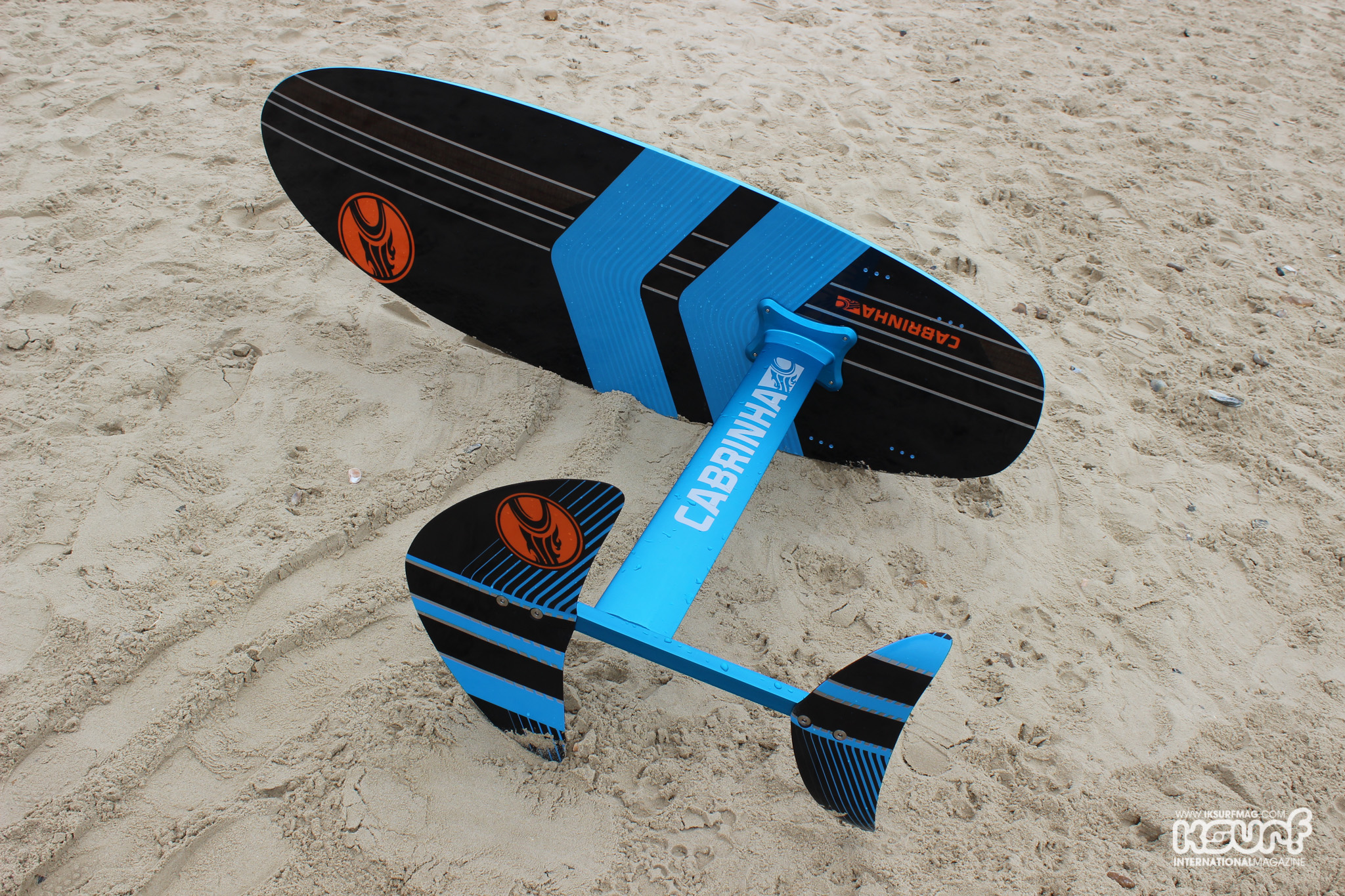 how to build a hydrofoil surfboard