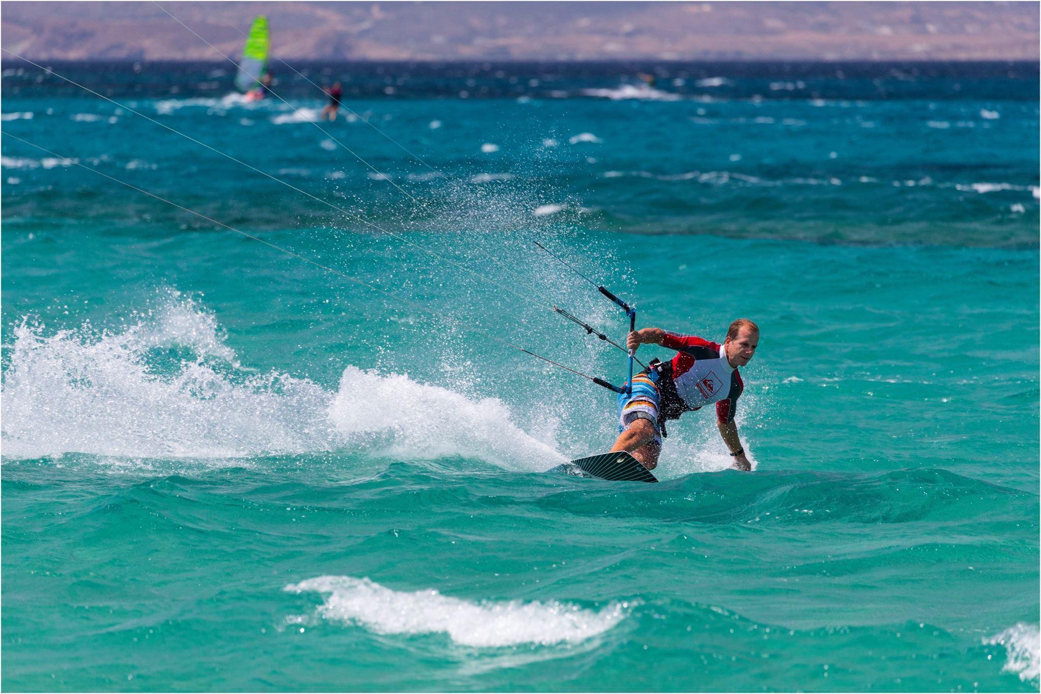 Naxos Island | Kitesurfing Holidays and Travel Guides » Europe » Greece