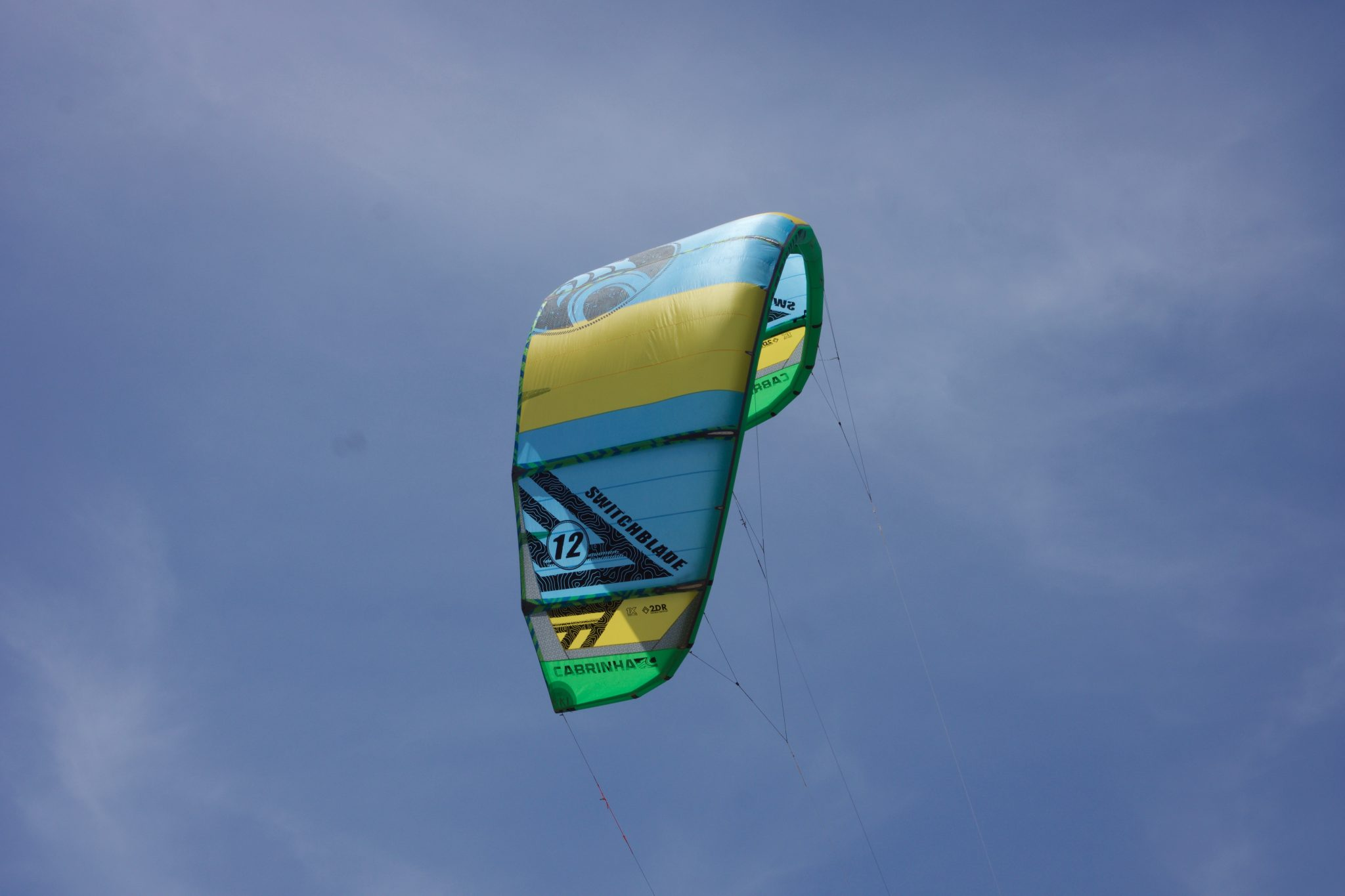 NEW DEALS on 2019 Cabrinha SWITCHBLADE Kites Kitesurf Kitesurfing