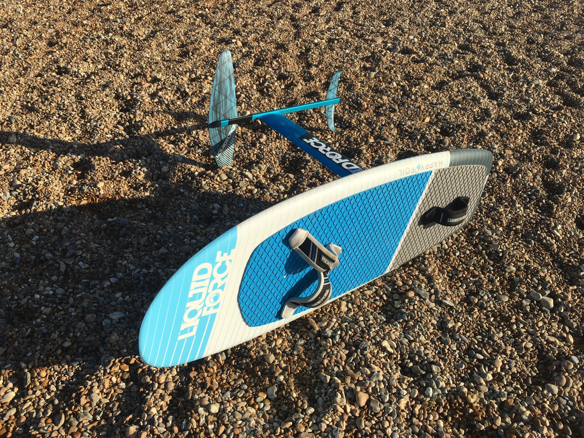 Liquid Force Kites Happy Foil and Happy Foil Board 4 10 2017