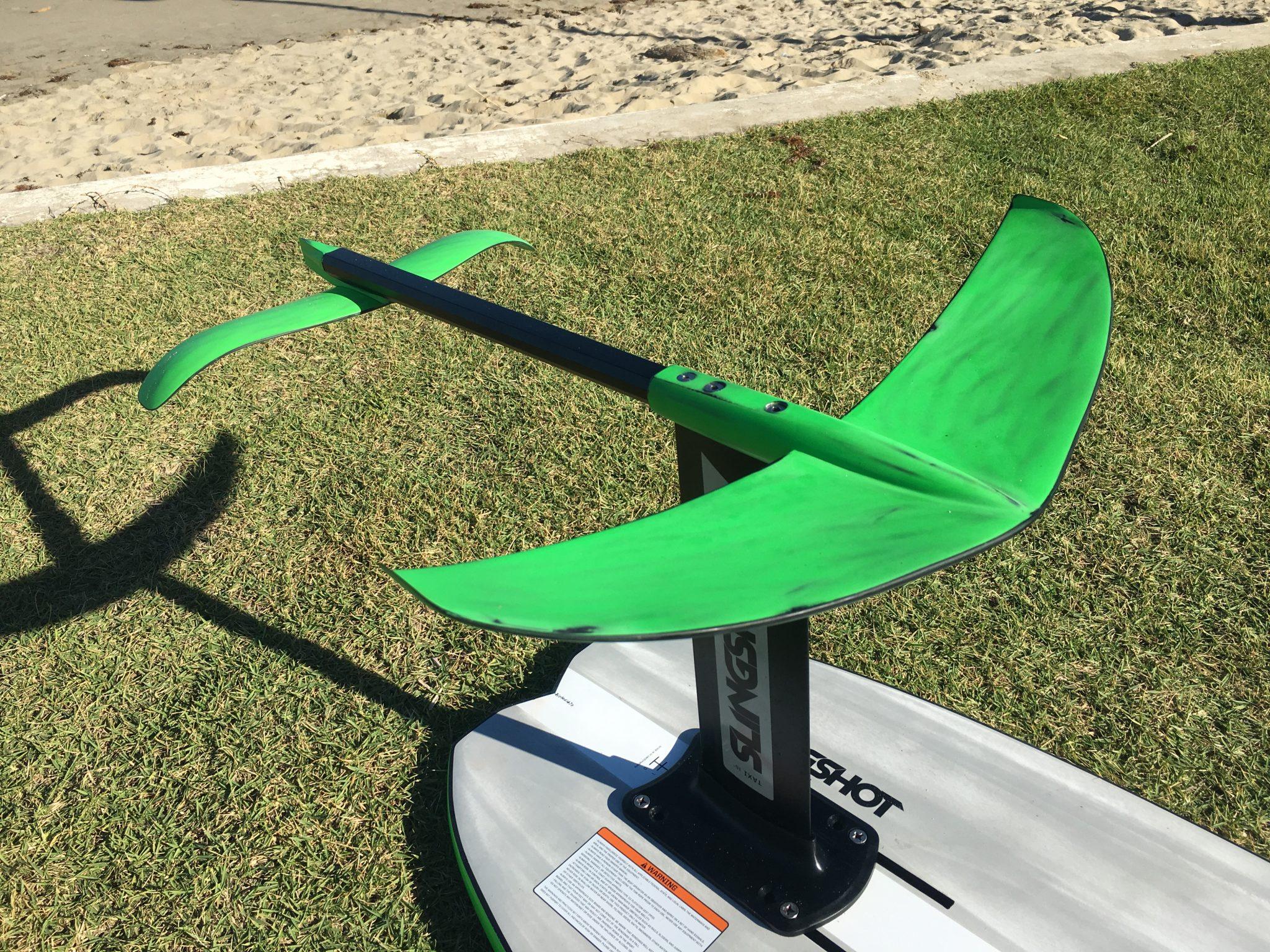 Slingshot Hover Glide NF2 and Alien Air 2017 | Kitesurfing