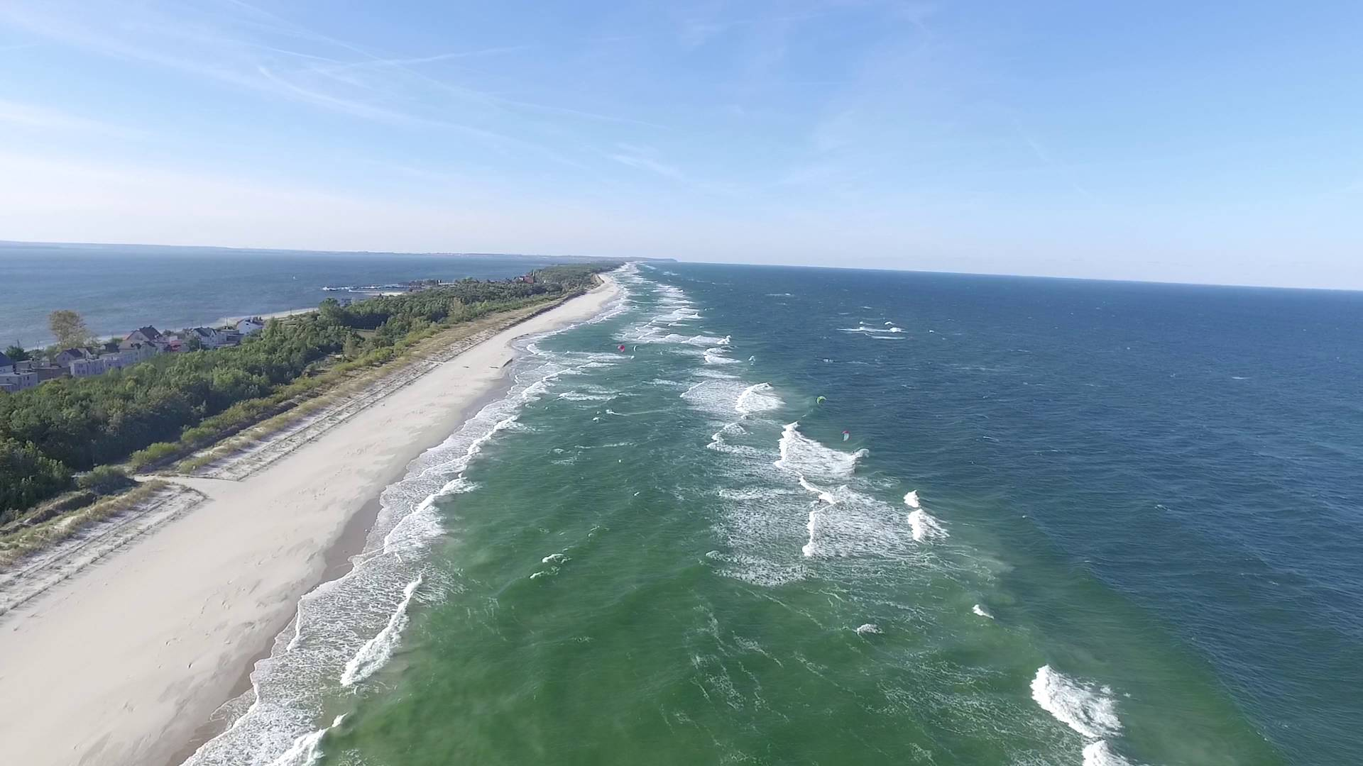 poland kitesurfing holidays and travel guides europe free